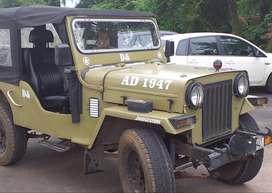 Jeep 500d   86model