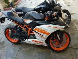 KTM RC390  in very good condition