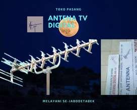Jasa melayani pasang sinyal antena tv digital medan satria