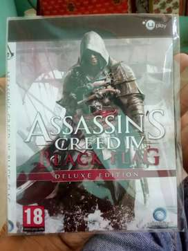 ASSASSIN'S CREED 4 BLACK FLAG DELUXE EDITION