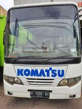 Bus Karyawan Isuzu Elf Nkr 71 thn 2012.