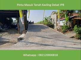 Tanah Kavling Hanya 50 Unit, Sisa 38 Di Dekat IPB Bogor