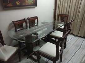 DINING TABLE TEEK WOOD