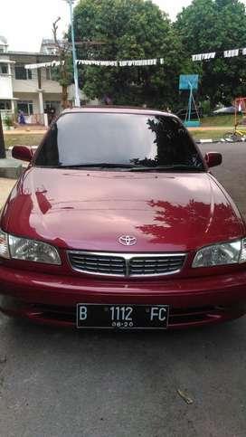 New corola XLi 2000 1800cc