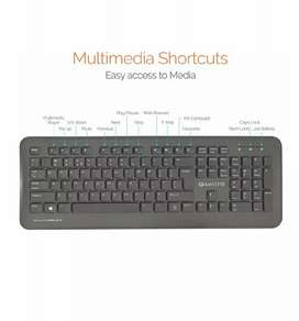 Advanced  Wireless keyboard and mouse
