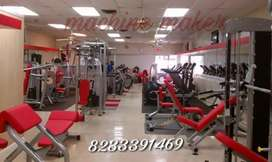 Gym full setup sale