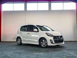 LOW KM 18rb Daihatsu Sirion MT 2016 Putih