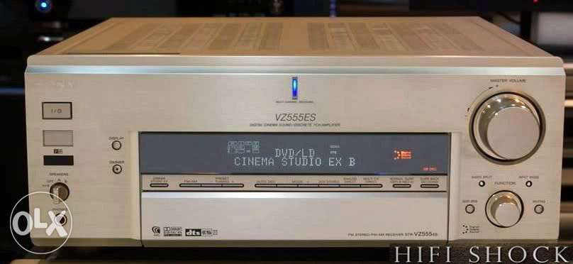 Sony STR-VA555ES Hi-End home threatre for professional and music love 0