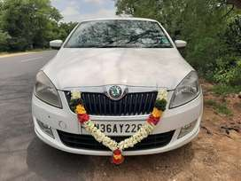 Skoda Rapid Ultima Elegance 1.6 TDI CR Manual, 2012, Diesel