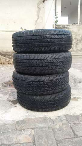 GT radial tubless tyres