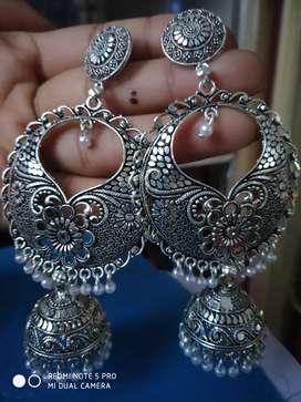 Metals earring