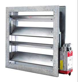 HVAC Dampers, Fire Dampers, VCD, Bubble Tight Dampers, Industrial type