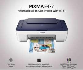 Canon & HP Printers