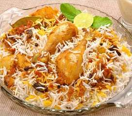 Professional Cook Of Biryani