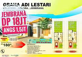 Rumah Murah DP 18 Juta Jembrana Bali