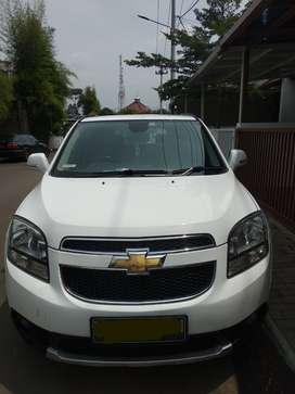 Chevrolet Orlando 2014 Bensin