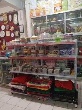Rak Toko Modern | Rak Toko Supermarket