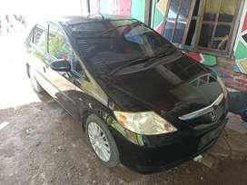 Honda City 2004 istimiwir modif