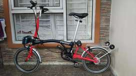 Element pikes 8 Speed navy red
