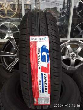 Ban GT Radial murah lebar 185/70 R14 Champiro Eco Avanza Xenia