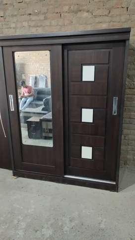 Direct manufacture sliding wardrobe