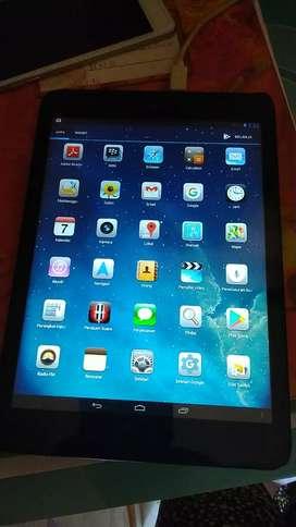 Dijual tablet Advan t5c hitam