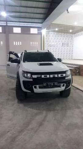 Ford ranger base mulus