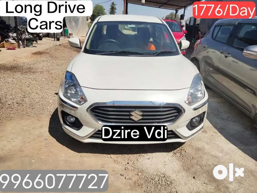 1776/Day DZIRE VDI for Self Drive Car Rental
