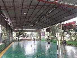 Disewakan Lapangan Futsal dg Matras Interlock di Rawakalong