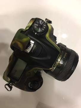 Nikon D7100 Body Only Very Less use just 10k shutter