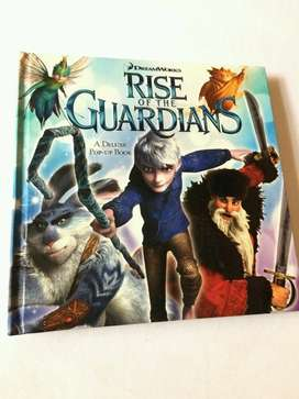 Rise of the Guardians: a Pop-Up Book (Buku Import)