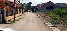 DIJUAL lahan cocok bangun rumah mewah atau cluster mini