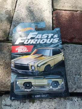 Hotwheels Fast Furious Tokyo Drift