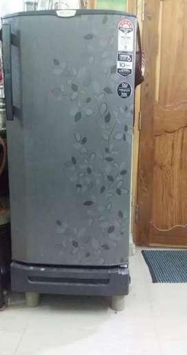 My new fridge selling