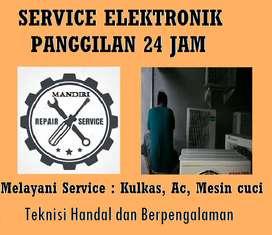 Tempat service Ac Mesin cuci Kulkas | Kompor tanam | Bongkar pasang Ac