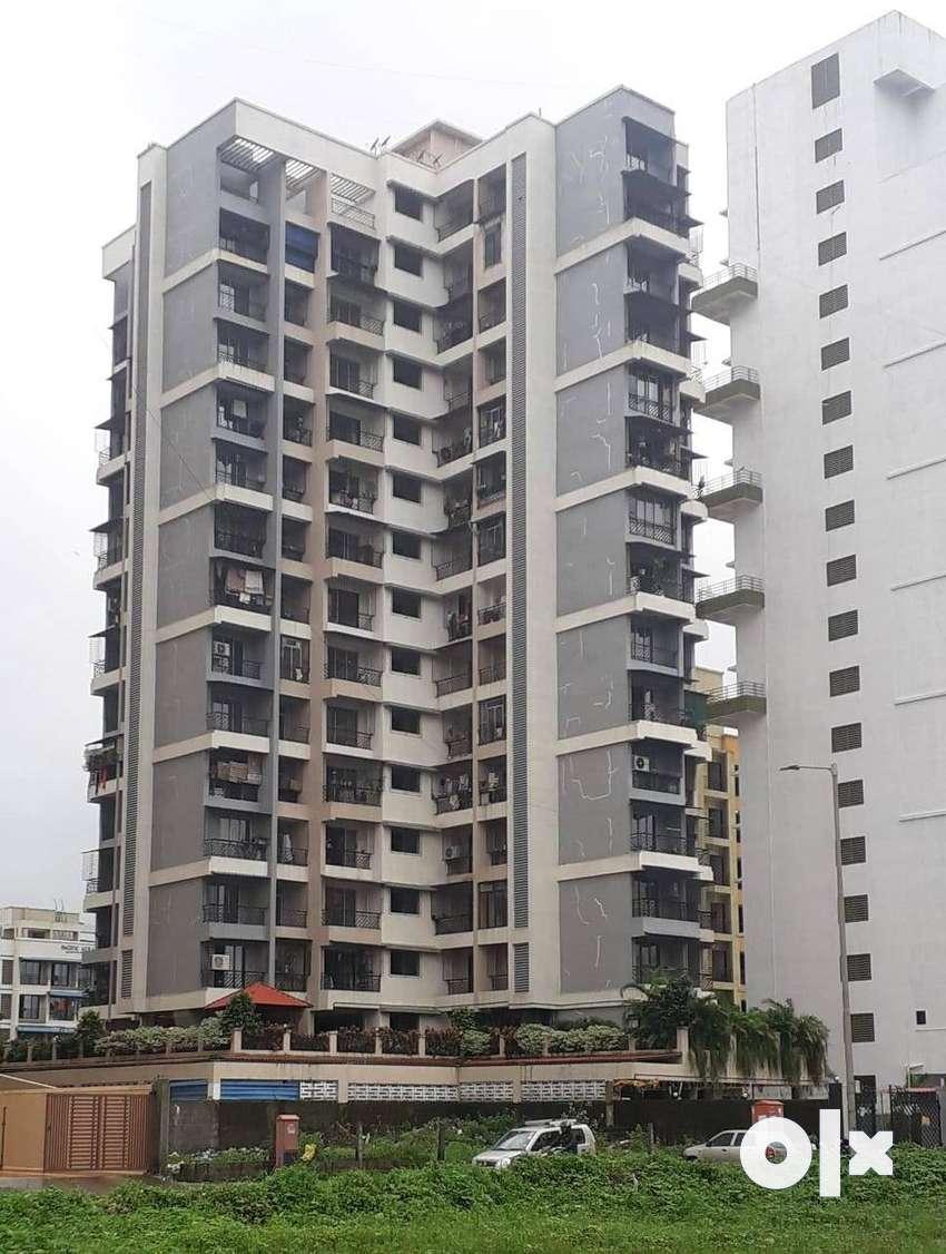 1  BHK Flat Rent Near By Bus Depo Kharghar  Station 0