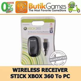Receiver stick xbox 360 wireless