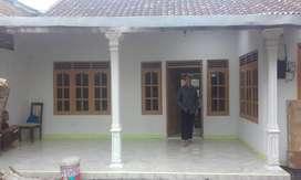 Dikontrakkan rumah di sukoharjo