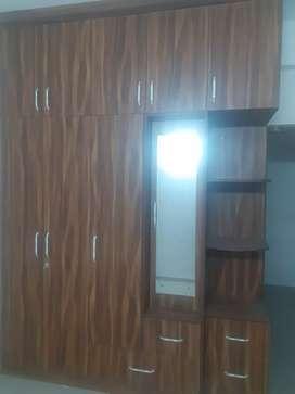3 bhk semi furnished flat on rent mahagunmywoods  opp gaurcity-2