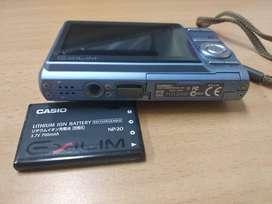 Kamera Digital Casio Exilim