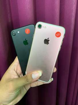 Iphone 7 128 dan 32gb ready