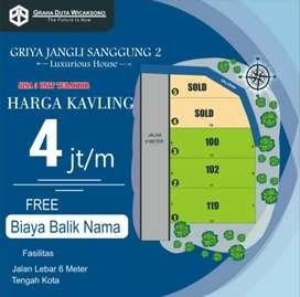 Investasi Kavling Tengah Kota Jangli Selangkah Tol Jatingaleh Semarang