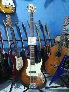 Bass pasiv 4 String Gregbennet