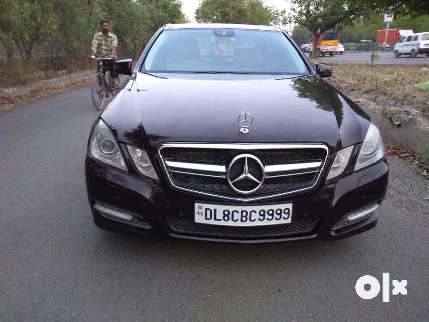 Mercedes-Benz E-Class E 350 CDI Avantgarde, 2012, Diesel 0