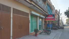 7 Marla Commercial Property in Gulshan Market is for Sale