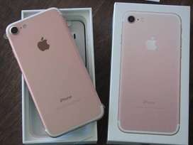 iphone 7 32gb with box.