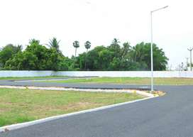 Government Approved plots For sale near Thiruverkadu