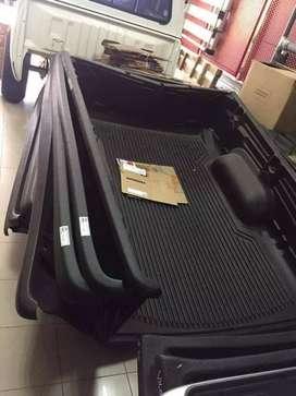 Bedliner/Pelapis Bak Triton Double Cabin.