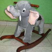Rocking kuda kudaan gajah