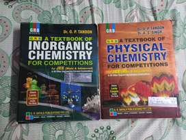 GRB physical and inorganic chemistry text book